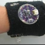 Prototype of IdWristband
